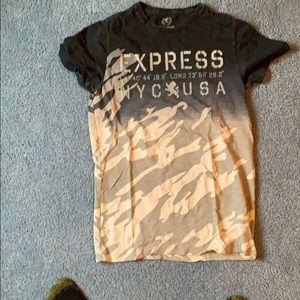 Express tee